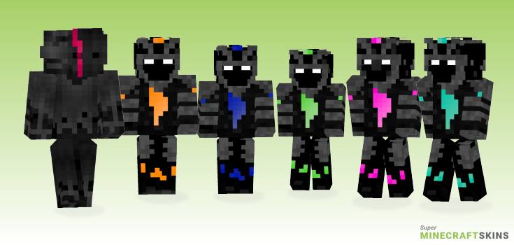 Newdawn Minecraft Skins - Best Free Minecraft skins for Girls and Boys