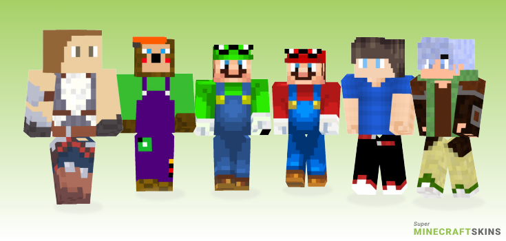 Odyssey Minecraft Skins - Best Free Minecraft skins for Girls and Boys