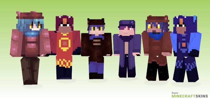 Oneshot Minecraft Skins Download For Free At Superminecraftskins