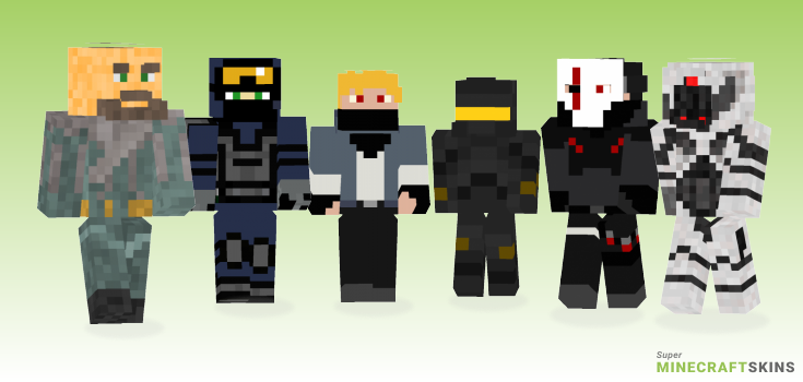 Ops Minecraft Skins - Best Free Minecraft skins for Girls and Boys