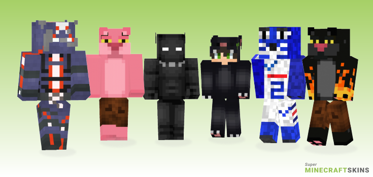 Panr Minecraft Skins - Best Free Minecraft skins for Girls and Boys
