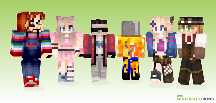 Play Minecraft Skins - Best Free Minecraft skins for Girls and Boys