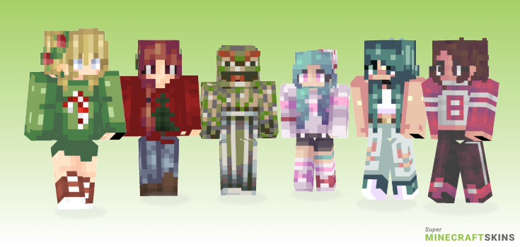 Pmc Minecraft Skins - Best Free Minecraft skins for Girls and Boys