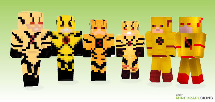 Professor zoom Minecraft Skins - Best Free Minecraft skins for Girls and Boys