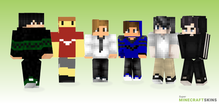 Pvp Minecraft Skins - Best Free Minecraft skins for Girls and Boys