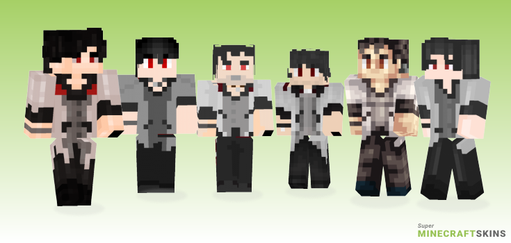 Qrow Minecraft Skins - Best Free Minecraft skins for Girls and Boys