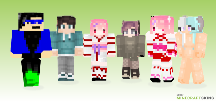 Ram Minecraft Skins - Best Free Minecraft skins for Girls and Boys