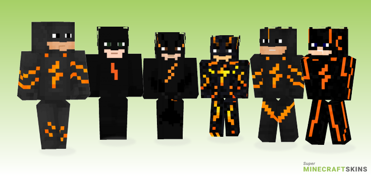 Rival Minecraft Skins - Best Free Minecraft skins for Girls and Boys