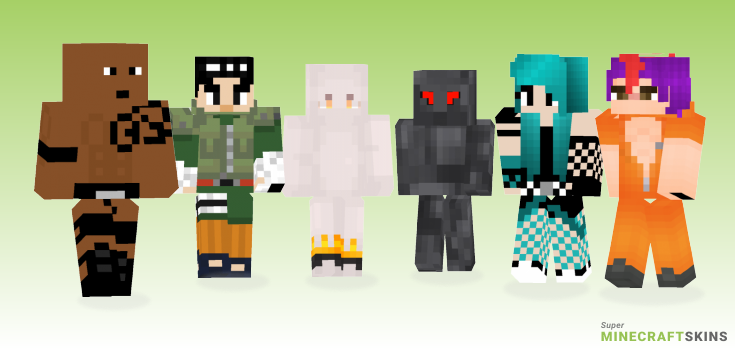 Rock Minecraft Skins - Best Free Minecraft skins for Girls and Boys