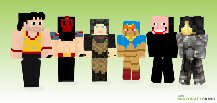 Rpg Minecraft Skins - Best Free Minecraft skins for Girls and Boys