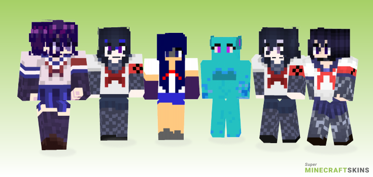 Ruto Minecraft Skins - Best Free Minecraft skins for Girls and Boys