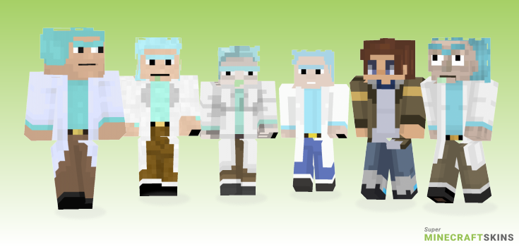 Sanchez Minecraft Skins - Best Free Minecraft skins for Girls and Boys
