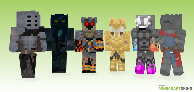 Souls Minecraft Skins - Best Free Minecraft skins for Girls and Boys