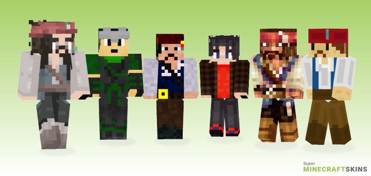 Sparrow Minecraft Skins - Best Free Minecraft skins for Girls and Boys