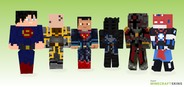 Steel Minecraft Skins - Best Free Minecraft skins for Girls and Boys