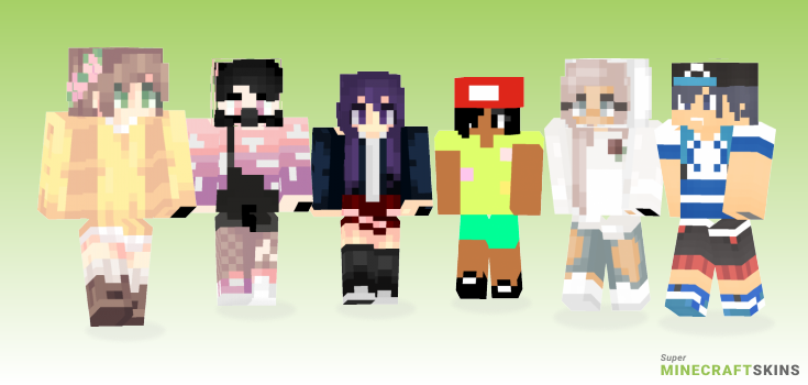 Sun Minecraft Skins - Best Free Minecraft skins for Girls and Boys