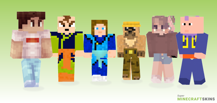 Supreme Minecraft Skins - Best Free Minecraft skins for Girls and Boys