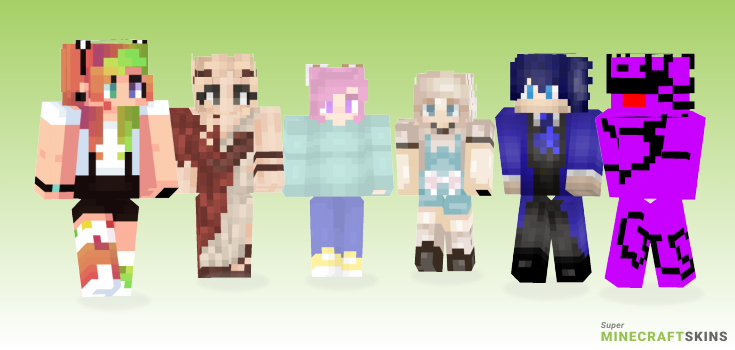 Thing Minecraft Skins - Best Free Minecraft skins for Girls and Boys