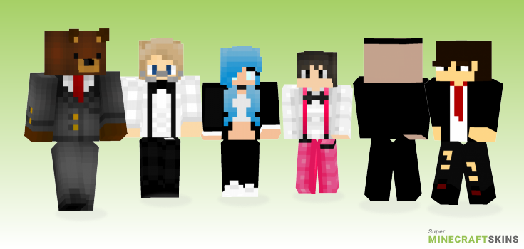 Tux Minecraft Skins - Best Free Minecraft skins for Girls and Boys