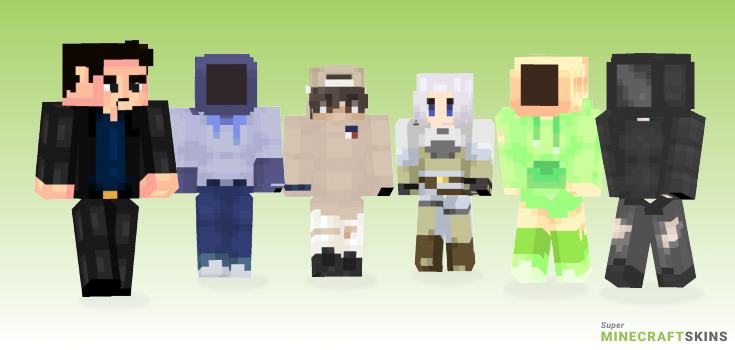 Tv Minecraft Skins - Best Free Minecraft skins for Girls and Boys
