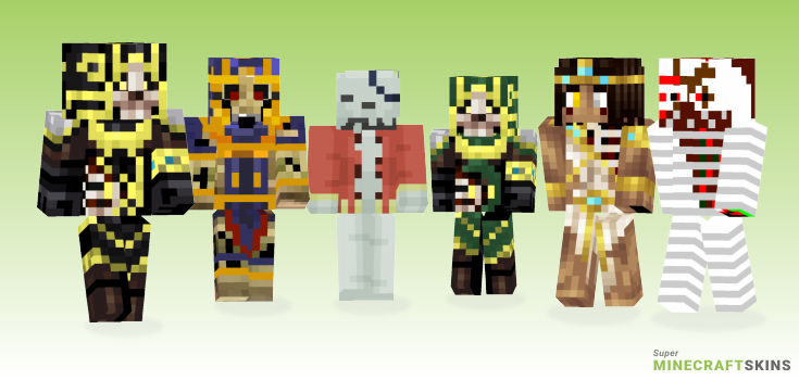Undead Minecraft Skins - Best Free Minecraft skins for Girls and Boys