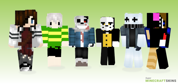 Ut Minecraft Skins - Best Free Minecraft skins for Girls and Boys