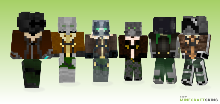 Vulture Minecraft Skins - Best Free Minecraft skins for Girls and Boys