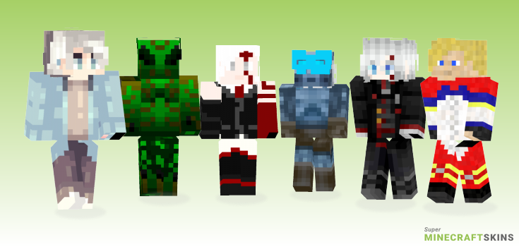 Walker Minecraft Skins - Best Free Minecraft skins for Girls and Boys