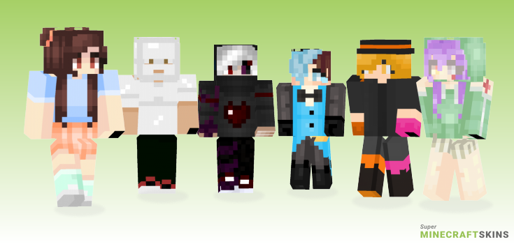 Will Minecraft Skins - Best Free Minecraft skins for Girls and Boys