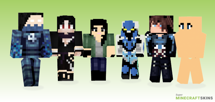 Wing Minecraft Skins - Best Free Minecraft skins for Girls and Boys