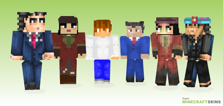 Wright Minecraft Skins - Best Free Minecraft skins for Girls and Boys