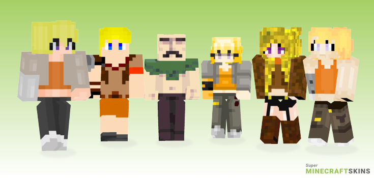 Xiao Minecraft Skins - Best Free Minecraft skins for Girls and Boys