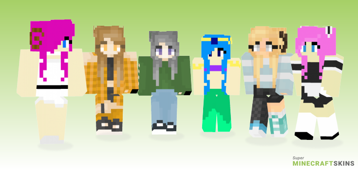 Zodiac Minecraft Skins - Best Free Minecraft skins for Girls and Boys