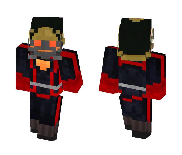 Star-Lord | Marvel Superhero - Comics Minecraft Skins - image 1