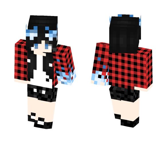 Blue Exorcist Girl - Female Minecraft Skins - image 1