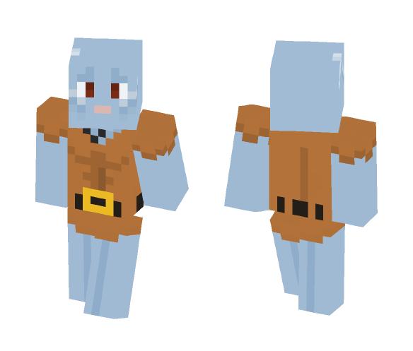 Handsome Squidward - Male Minecraft Skins - image 1