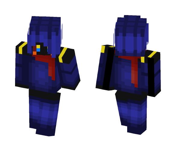 ErrorKitten - OC - Female Minecraft Skins - image 1