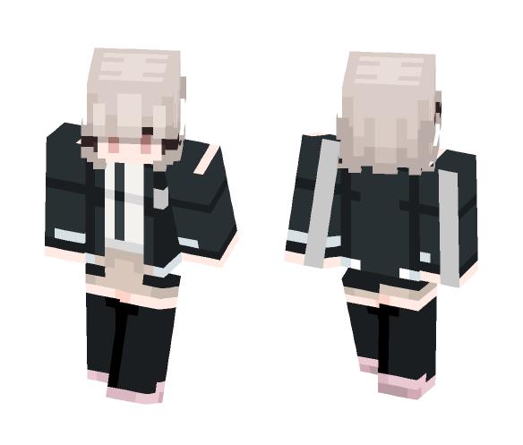 Chiaki Nanami - Danganronpa - Female Minecraft Skins - image 1