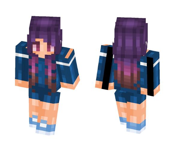 Dusk 'Til Dawn - Female Minecraft Skins - image 1