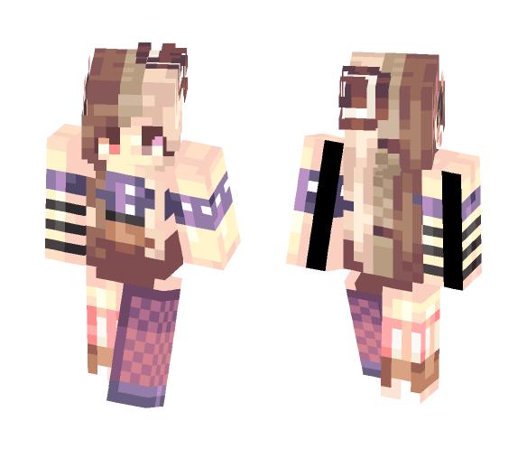 World of Witches - Female Minecraft Skins - image 1