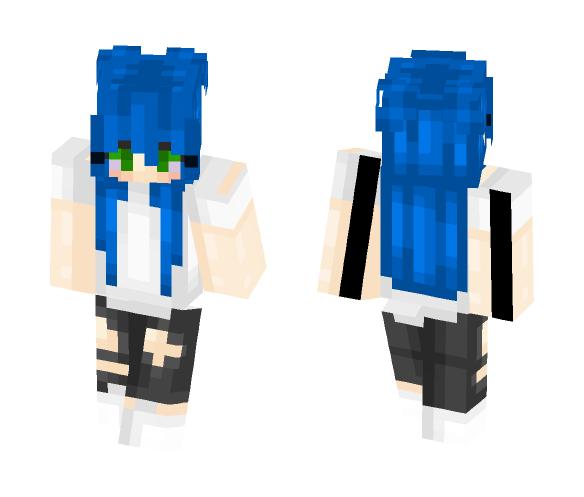 Plumeria~ - Female Minecraft Skins - image 1