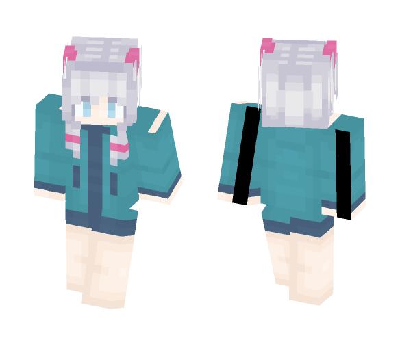 Sagiri Izumi OuO - Female Minecraft Skins - image 1