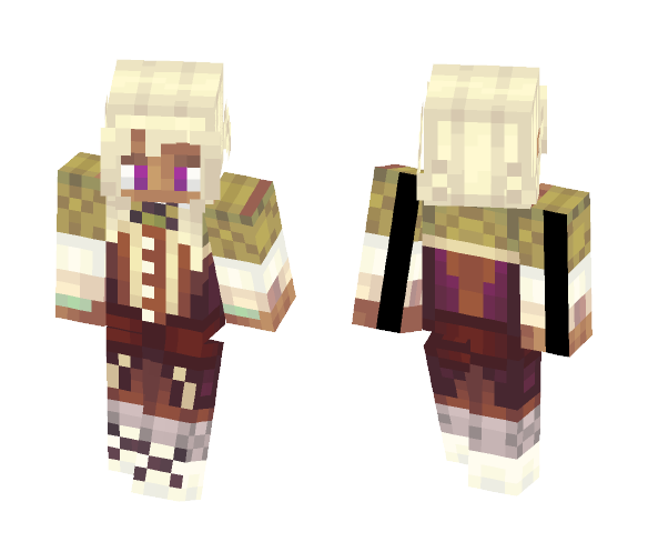 Hastur, Chasing the Goats - Male Minecraft Skins - image 1