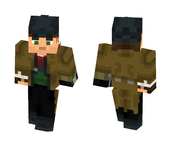 Jacob Frye // Huntsman Outfit - Male Minecraft Skins - image 1