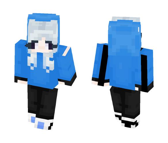 ????Dancetale - Sans Girl???? - Female Minecraft Skins - image 1