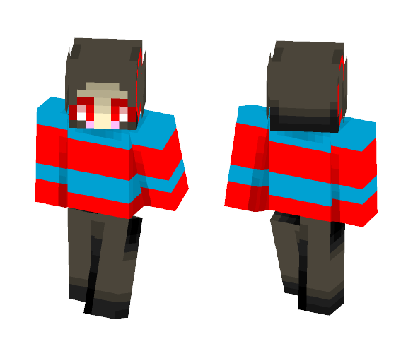 Toontale: Pucca - Female Minecraft Skins - image 1