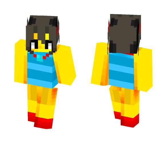Toontale: Kai-lan - Female Minecraft Skins - image 1