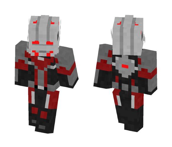Antman | Civil war - Comics Minecraft Skins - image 1
