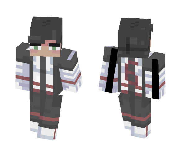 ⁿNow We Are Six» [Poppy-Reel] - Male Minecraft Skins - image 1