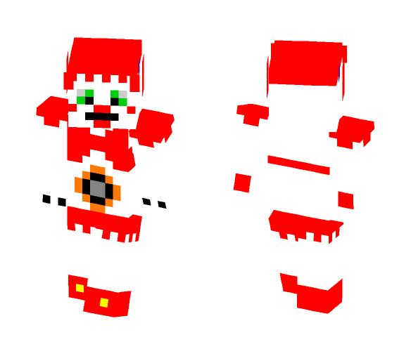Circus Baby ~Fnaf series~ - Female Minecraft Skins - image 1